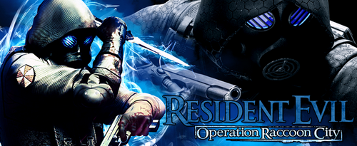 بازی Resident Evil Operation Raccoon City