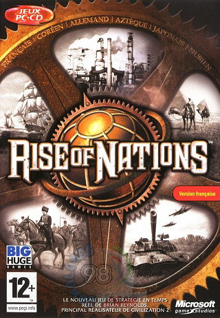 Rise of Nations 2003