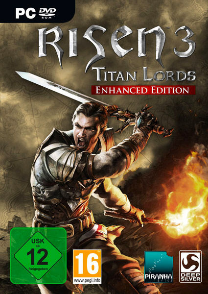 بازی کامپیوتر Risen 3 Titan Lords Enhanced Edition