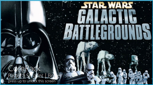 بازی STAR WARS Galactic Battlegrounds Saga