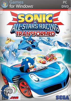 بازی Sonic All Stars Racing Transformed برای کامپیوتر