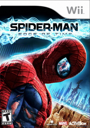 بازی Spider-Man Edge of Time برای Wii