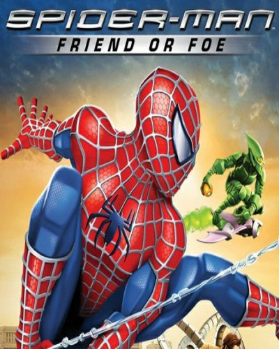 بازی Spider-Man Friend Or Foe