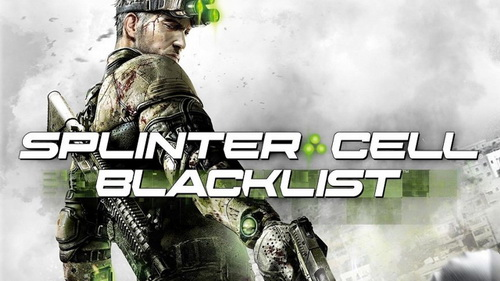 بازی Splinter Cell: Blacklist