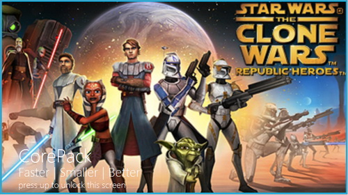 بازی Star Wars the Clone Wars Republic Heroes