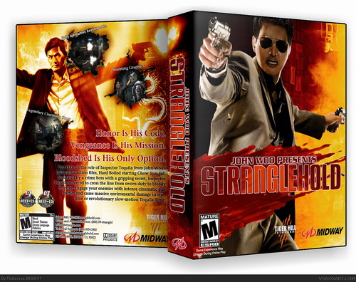 بازی Stranglehold Collectors Edition