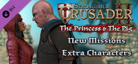 بازی Stronghold Crusader 2 The Princess and The Pig