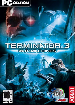 Terminator 3 War of the Machines