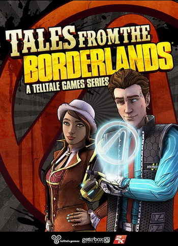 بازی کامپیوتر Tales from the Borderlands: Episode 1-5