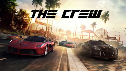 بازی The Crew Gold Edition