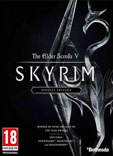 بازی The Elder Scrolls V Skyrim Special Edition