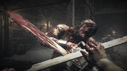 The Evil Within The Executioner DLC ADDON