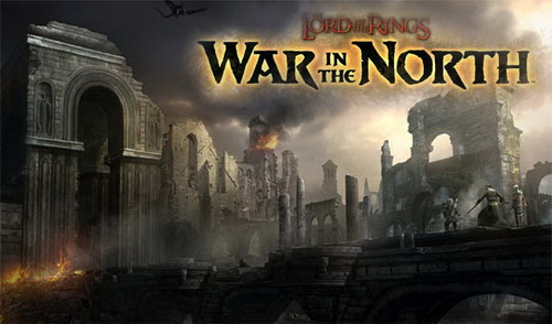 بازی کامپیوتر The Lord of the Rings War in the North
