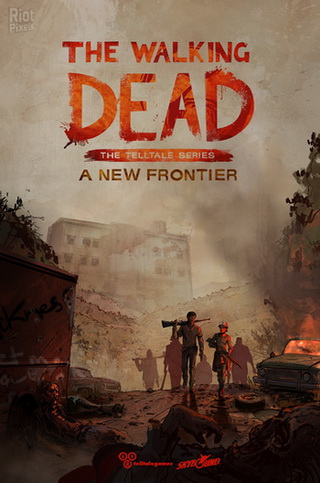 بازی کامپیوتر The Walking Dead A New Frontier