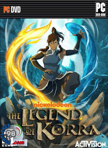 بازی The Legend of Korra