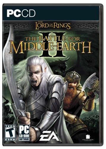 بازی The Lord Of The Rings Battle For Middle Earth 2