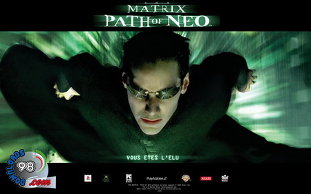 بازی Martix Path Of Neo