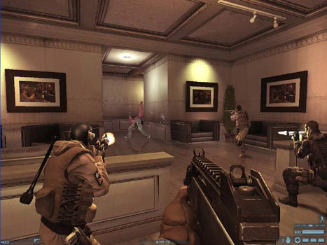 بازی Tom Clancy's Rainbow Six 4 Lockdown