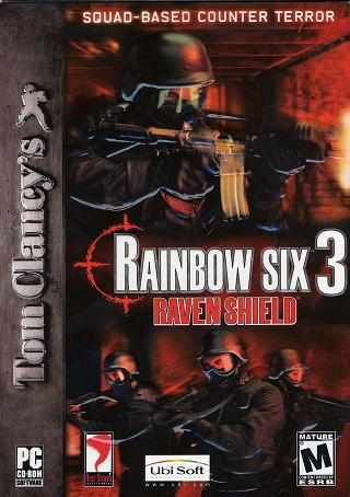 بازی Tom Clancy's Rainbow Six 3: Raven Shield