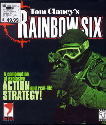 بازی Tom Clancy's Rainbow Six 1998
