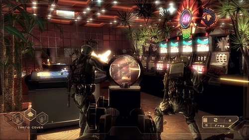 بازی 1 Tom Clancys Rainbow Six Vegas