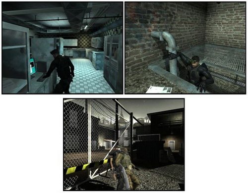 بازی Tom Clancy's Splinter Cell 1