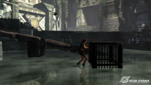 بازی Tomb Raider: Legend
