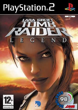 بازی Tomb Raider: Legend 2006 برای PS2