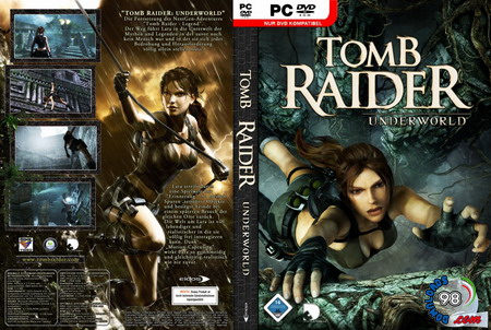 بازی Tomb Raider: Underworld