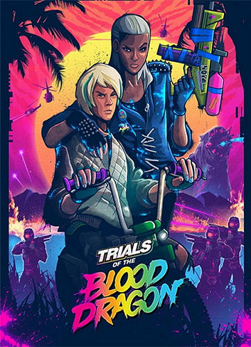 بازی کامپیوتر Trials of the Blood Dragon