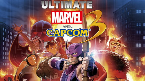 بازی کامپیوتر Ultimate Marvel vs. Capcom 3
