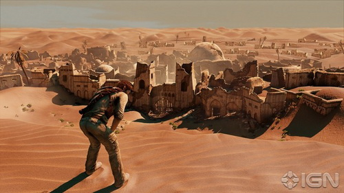Uncharted 3 Drakes Deception Game of the Year Edition