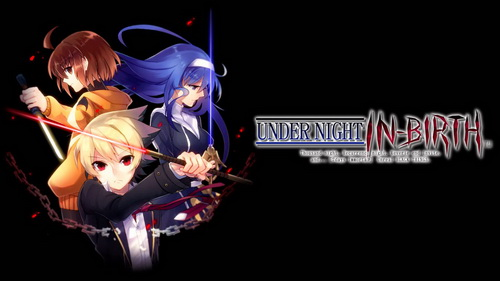 بازی Under Night In Birth EXE Late