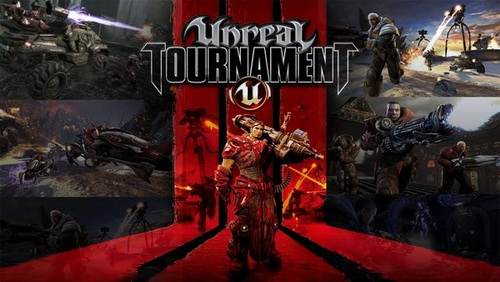 بازی Unreal Tournament 3 Black Edition