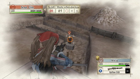 بازی Valkyria Chronicles