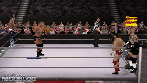 بازی WWE SmackDown! vs. RAW 2K14