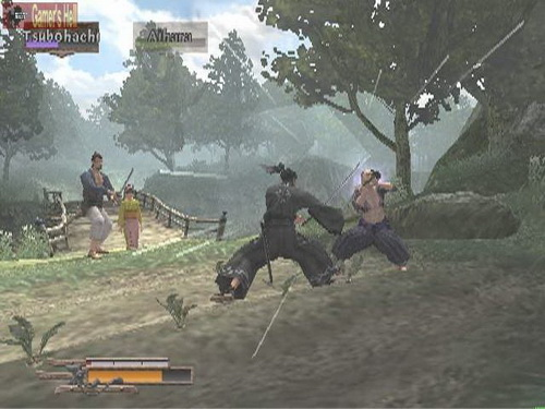 بازی Way of the Samurai 1 برای PS2