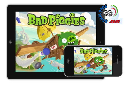 Bad Piggies خوک های بد