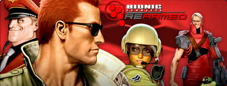 بازی کماندو Bionic Commando Rearmed