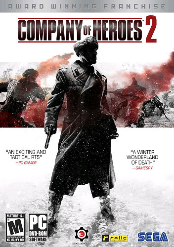 بازی استراتژیکی Company of Heroes 2 Master Collection