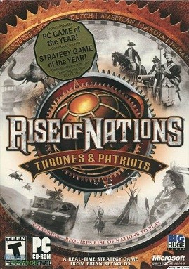 Rise Of Nations-Thrones And Patriots