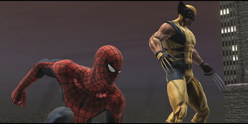 بازی کامپیوتر 2008 Spider-Man Web of Shadows